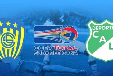 Sportivo Luqueño – Deportivo Cali, duelo copero con presentes diferentes