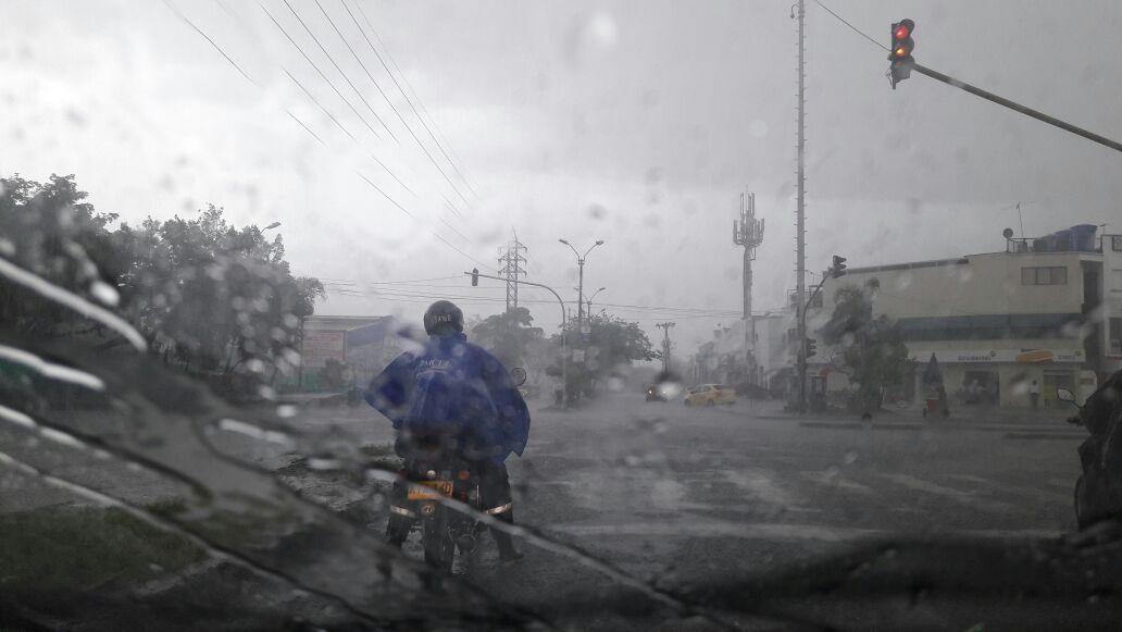 Temporada de lluvias alcanzará su pico más alto esta semana: Santos
