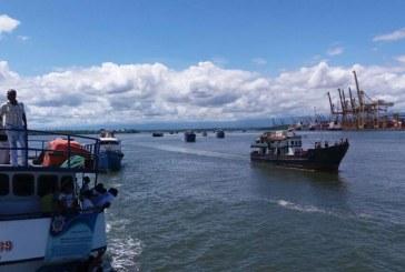 Transporte marítimo de Buenaventura suspendió actividades y se unió al paro cívico