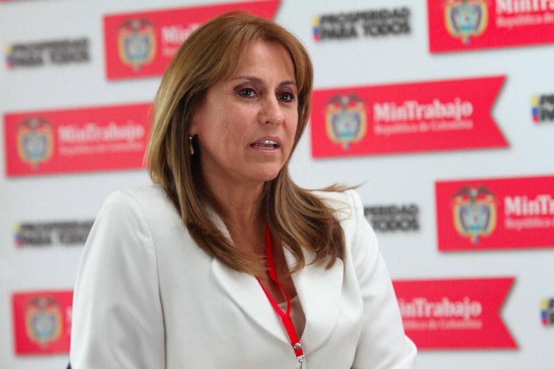 Vallecaucana Griselda Janeth Restrepo nueva Ministra de Trabajo