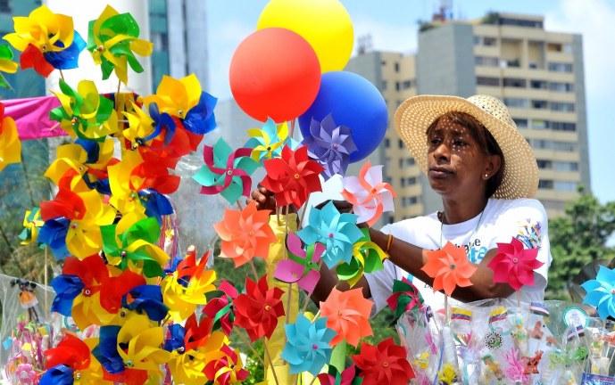 ¡La fiesta más dulce! inicia Festival de Macetas en municipios del Valle
