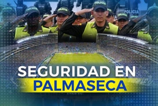 Listas las medidas de seguridad para la segunda semifinal en Palmaseca