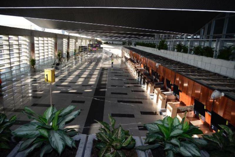 Este sábado, aeropuerto Alfonso Bonilla estrena oficialmente muelle internacional