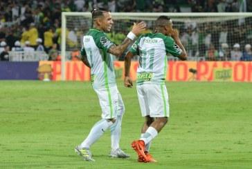 Nacional goleó 5-1 al Deportivo Cali y es el nuevo campeón de la Liga