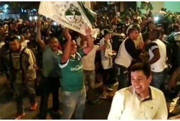 Buen comportamiento de caleños en partido de ida entre Deportivo Cali y Nacional