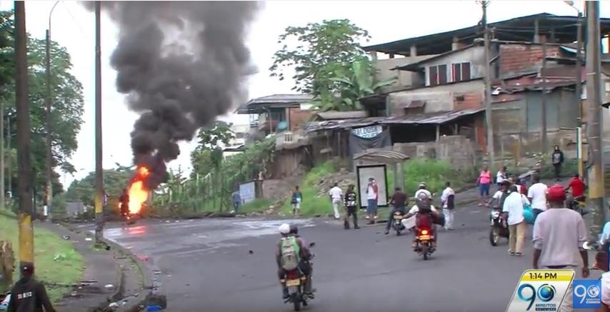 Suspenden corredor humanitario en Buenaventura y citan reunión extraordinaria