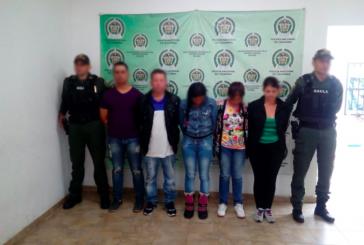 Capturadas cinco personas que se hacían pasar por policías para extorsionar