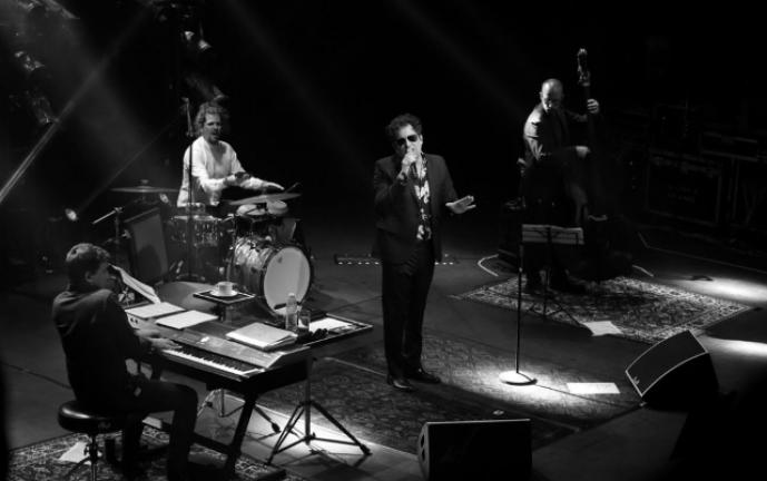 Cientos de caleños disfrutaron en vivo con 'El Salmón' Andrés Calamaro
