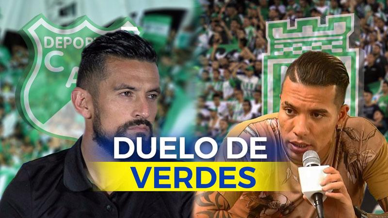 Deportivo Cali – Atlético Nacional: duelo de verdes en la final de la Liga Águila