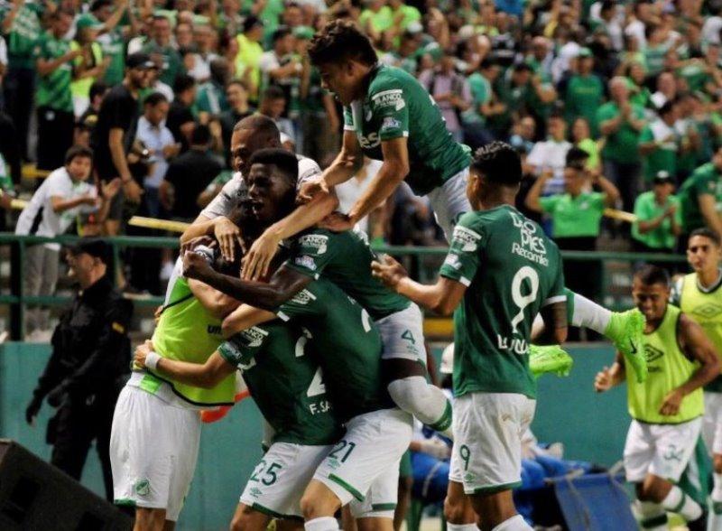 Deportivo Cali derrotó por goleada al DIM y se acerca a la semifinal