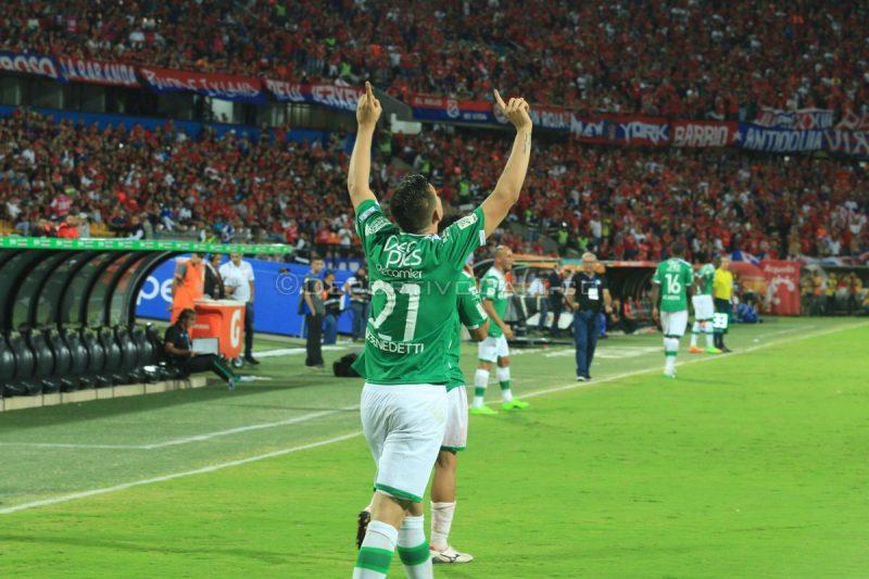 Deportivo Cali le ganó la serie al DIM y habrá clásico en semifinales