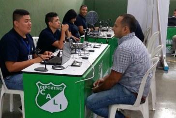 Deportivo Cali se convirtió en pionero en implementación de carnetización de hinchas