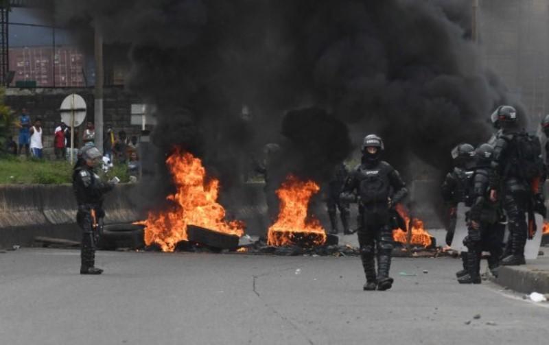 Diputado bonaverense hace llamado al Gobierno por fuerte intervención del Esmad
