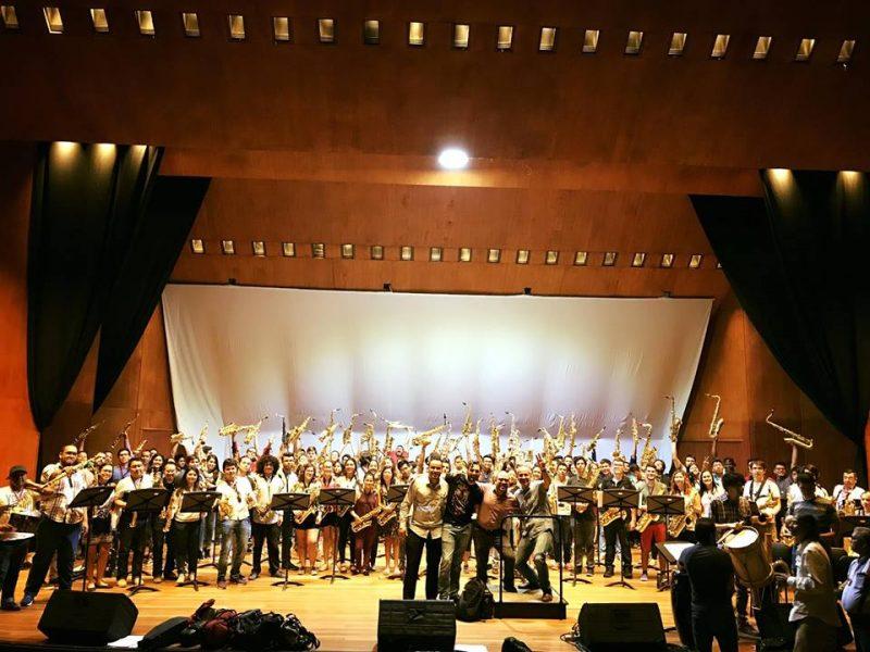 El 'II Festival Internacional de Saxofón Bellas Artes 2017' deleitó a Cali