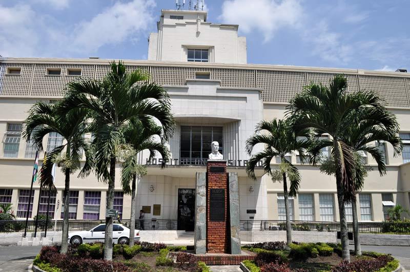 Hospital Universitario reinicia obras enáreas de parto, traumatología y quemados