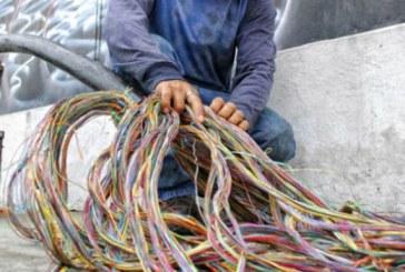 Hurto de cable telefónico generó pérdidas de 400 millones a Emcali en primer semestre
