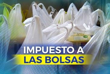 Impuesto por uso de bolsas plásticas entra en vigencia este 1 de julio