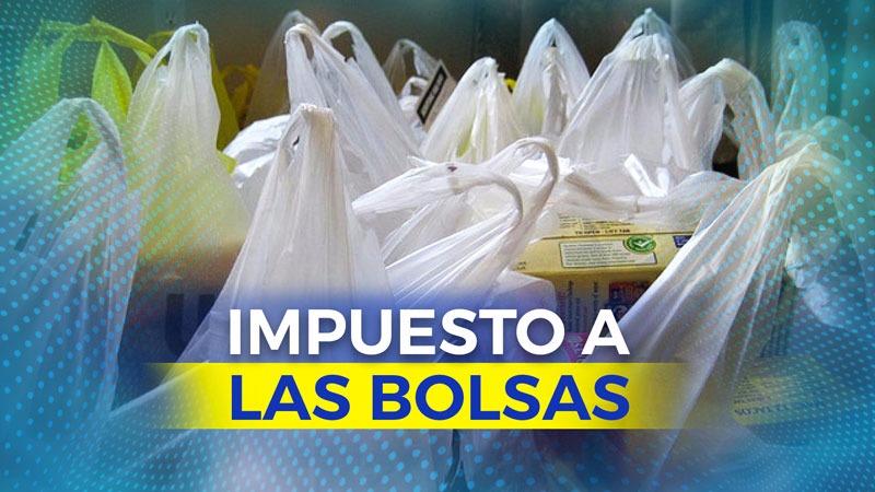 Desde hoy los colombianos tendrán que pagar bolsas plásticas