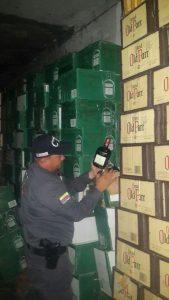 Por contrabando Fiscalía incauta gran cantidad de elementos en el Centro de Cali