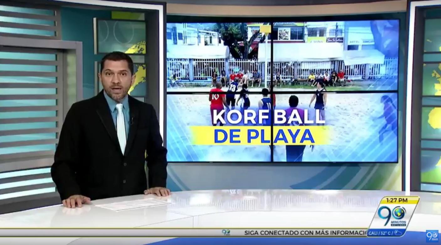 El korfball, deporte de los World Games, gana terreno en el el Valle del Cauca
