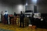 Fiscalía incauta mercancía de contrabando en una bodega del centro de Cali