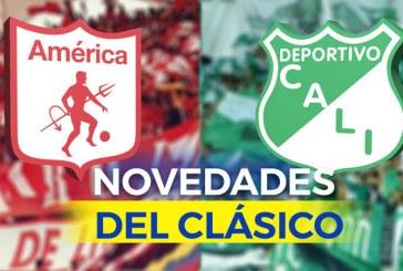 Deportivo Cali y América disputan en Palmaseca un clásico clave por Liga Águila