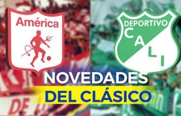 ¡Clásico definitivo! Deportivo Cali y América definen semifinalista de Copa