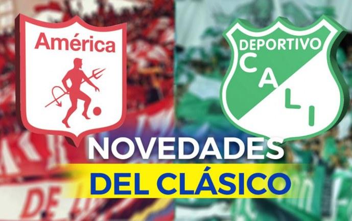 Pasión al máximo: Deportivo Cali y América disputan el clásico 290 en Palmaseca