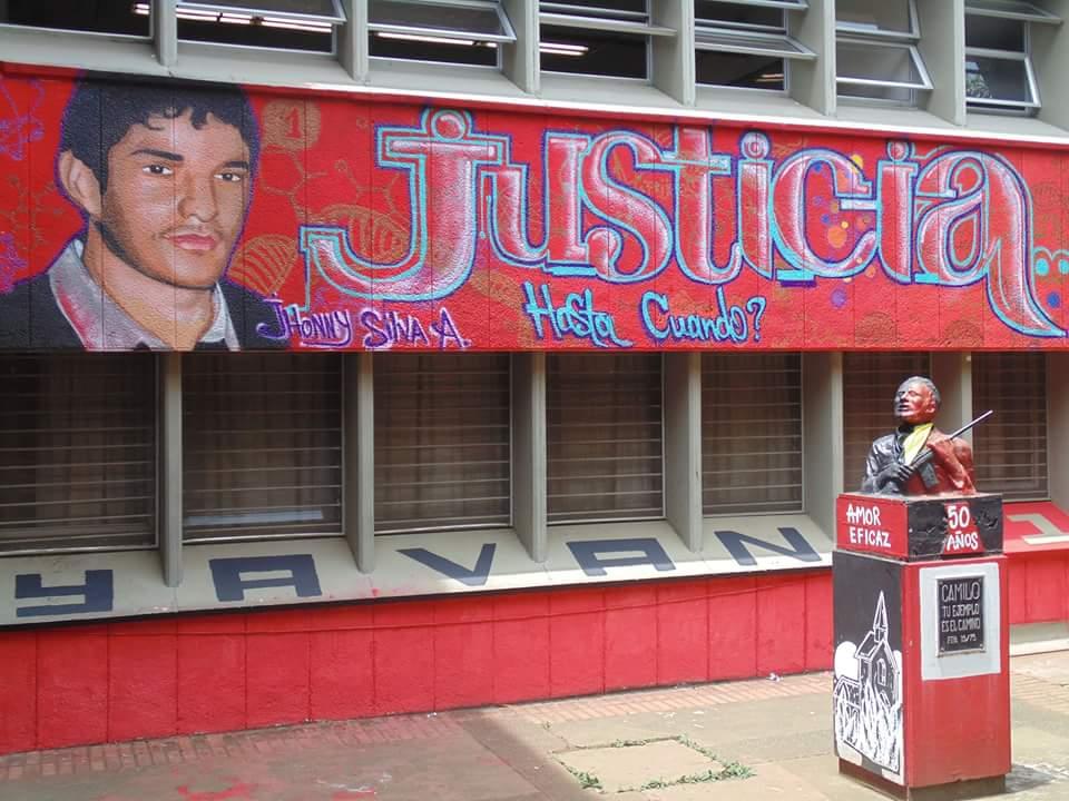 Policía deberá pagar 700 millones de pesos por muerte del estudiante Jhonny Silva