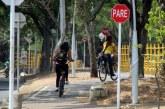 Ya son 18 los ciclistas multados por irrespetar las normas de tránsito en bicicarriles