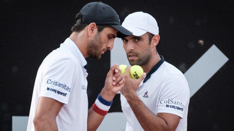 ¡Atención! Los tenistas colombianos Farah y Cabal ya tienen rivales para la semifinal de Wimbledon