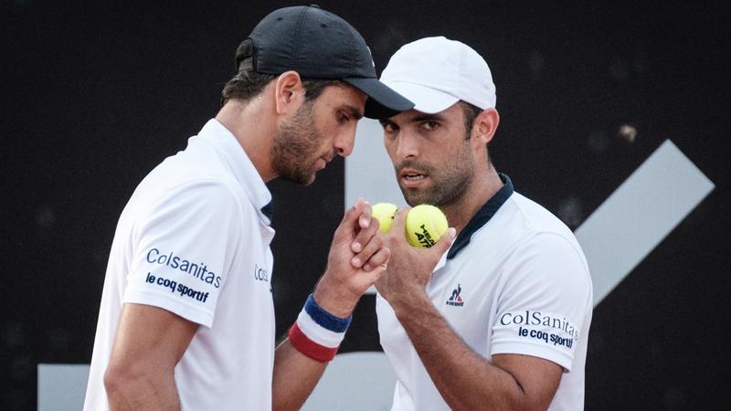 En dobles Cabal y Farah clasificaron a las semifinales del ATP 500 de Beijing