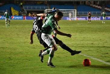 Sin hinchas y sin goles: América 0-0 Deportivo Cali en primera semifinal