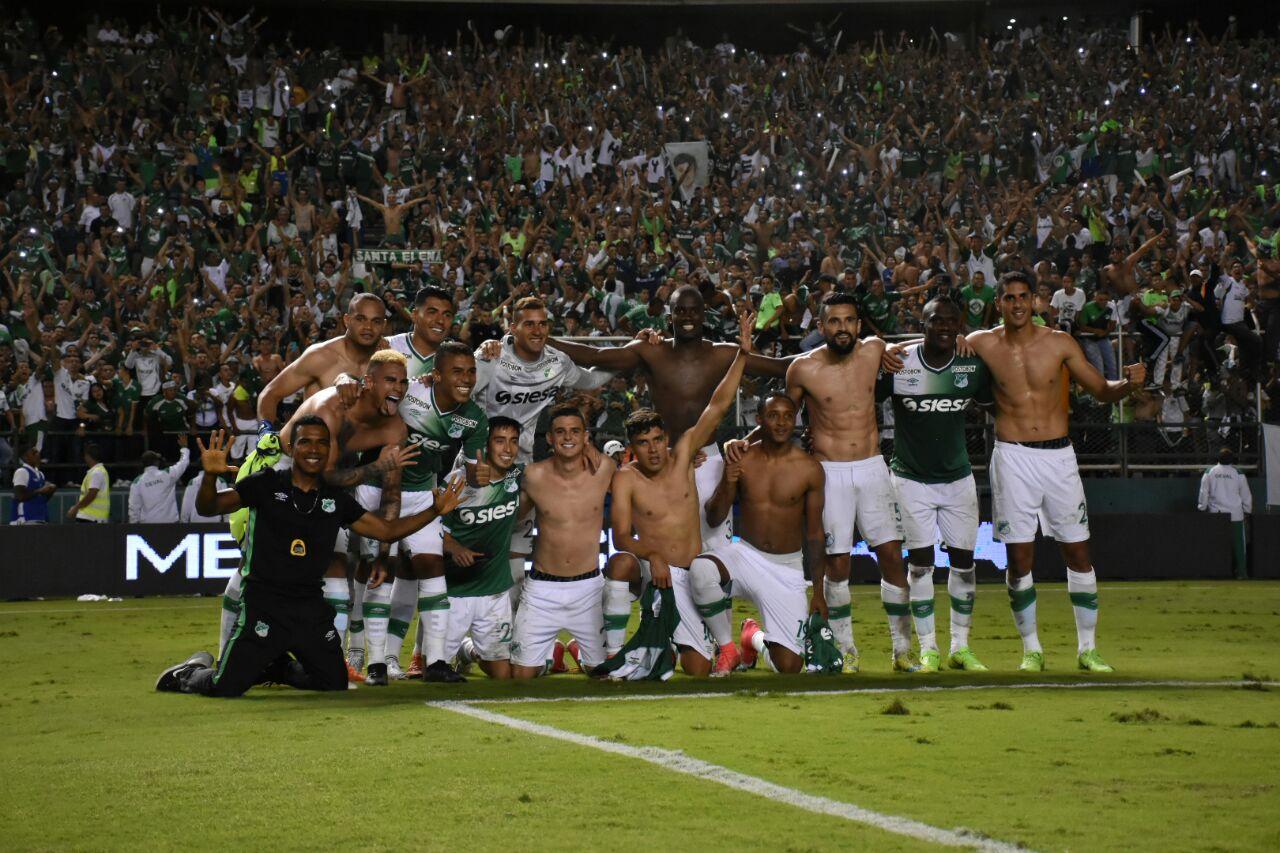 Con talento y goles, Deportivo Cali es finalista y buscará la décima estrella para su escudo