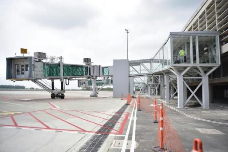 Terminal internacional del aeropuerto Alfonso Bonilla Aragón ya inició operaciones