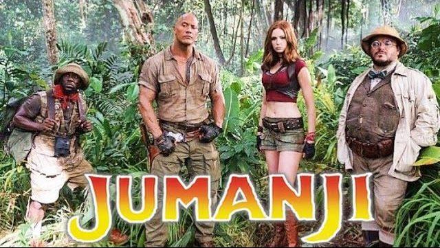 La nueva película de Jumanji estrena tráiler y a los usuarios de redes no les gustó