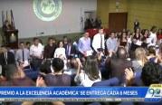 Universidad Autónoma entregó becas a 43 estudiantes del suroccidente