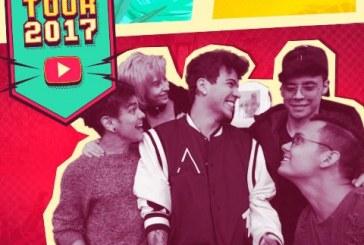 Youtubers colombianos se toman a Cali en el marco del WTF Tour 2017