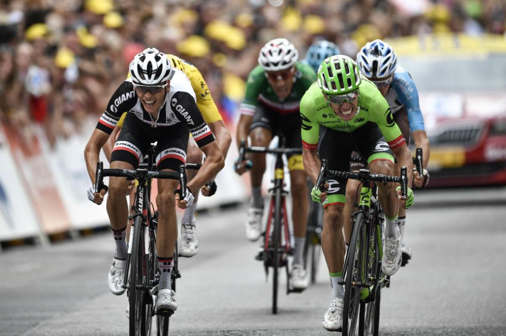 Rigoberto Urán ganó etapa reina del Tour de Francia