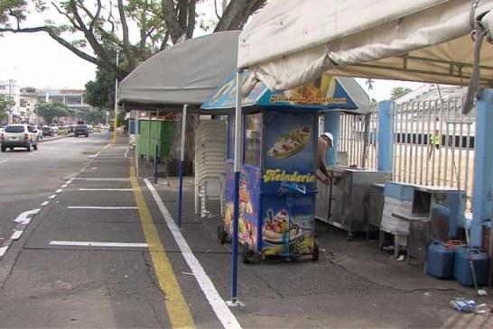Avanza la reubicación de puestos de cholados de las Canchas Panamericanas