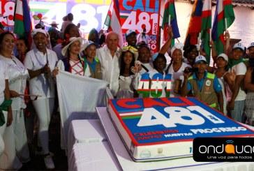 Caleños felicitaron a su querida capital del Valle: ¡Que cumplás muchos años más!