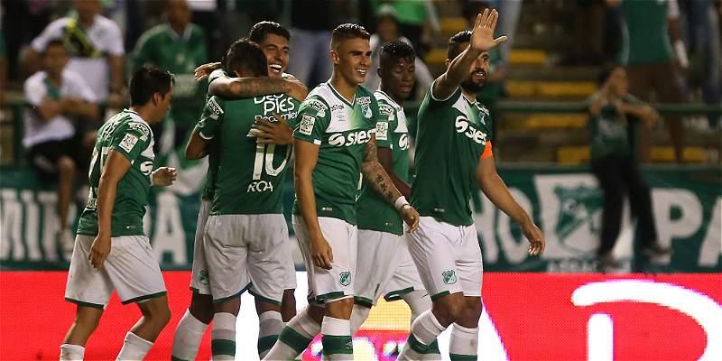 Deportivo Cali goleó a Envigado 4- 2 en el estadio Palmaseca