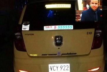 Preocupación en el gremio de taxistas de Cali por asesinato de tres compañeros
