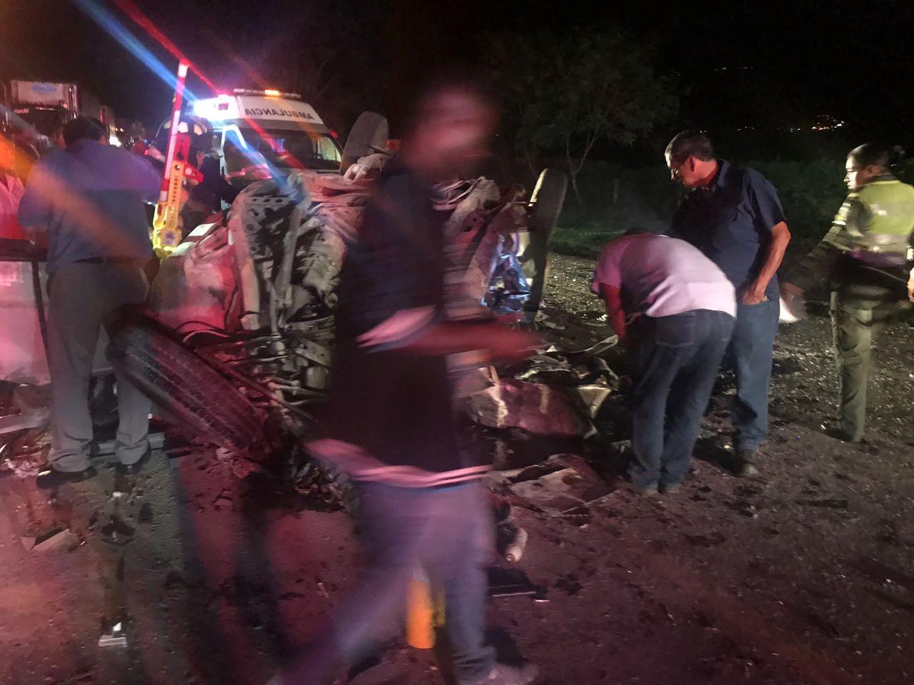 Accidente en carretera a Rozo deja 3 muertos y 18 heridos