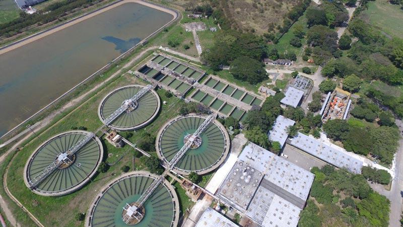 Avanza licitación de obras para optimización de planta de aguas residuales de Cali