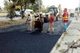 'Tropa Bachetón' comenzó trabajos de mantenimiento vial en La Buitrera