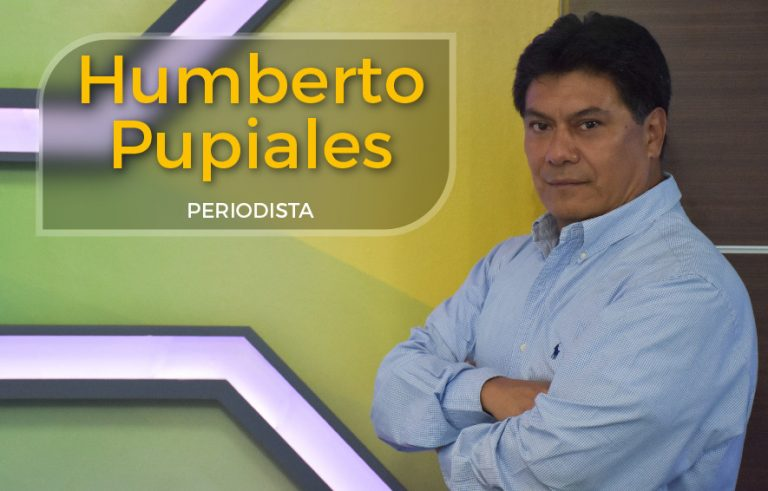Fallece en accidente de tránsito nuestro bloggero y periodista Humberto Pupiales