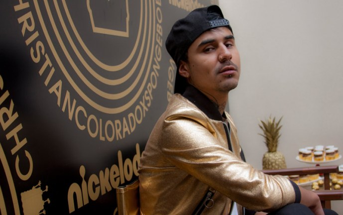 Bob Esponja, inspiración de diseñador colombiano para su nueva colección