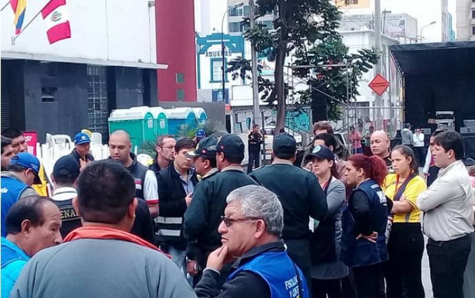 Autoridades peruanas frustraron la celebración de independencia de colombianos en ese país