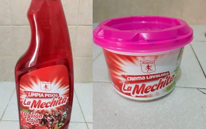 Ya se encuentra en el mercado productos 'La Mechita', línea de aseo